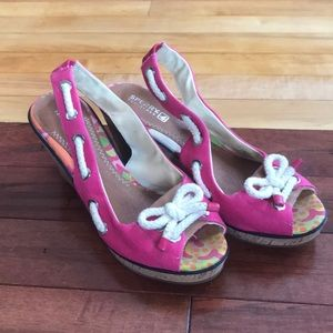 Sperry Top-sided shoes heel